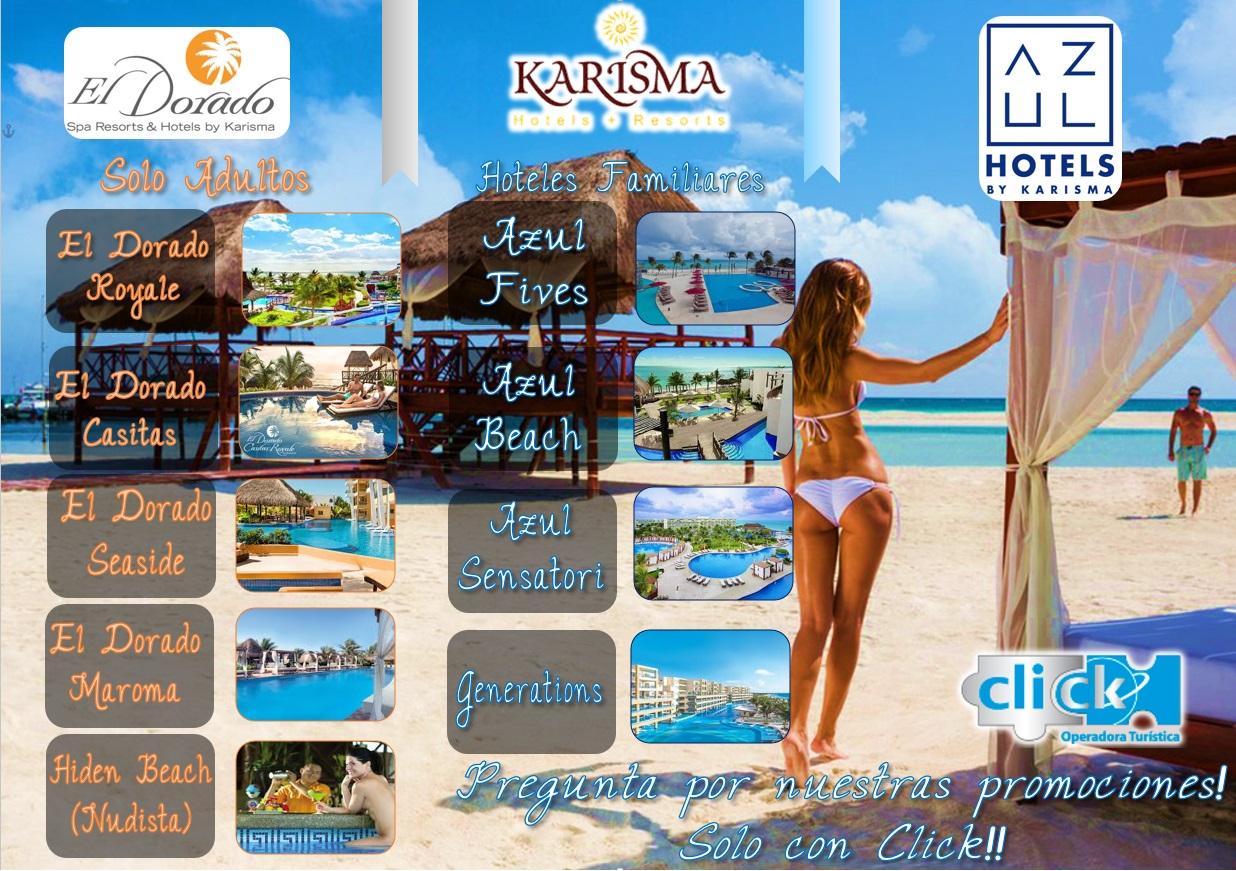 HOTELES KARISMA 2015