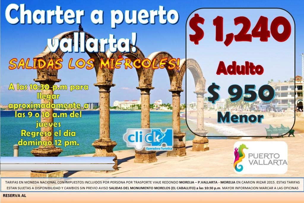 Charter Vallarta 16